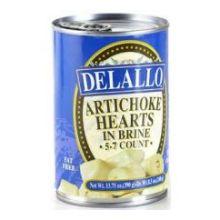 Delallo Artichoke Heart