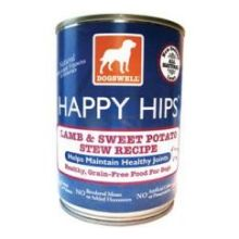 Happy Hips Lamb and Sweet Potato Stew Canned Dog Food 13 Ounce
