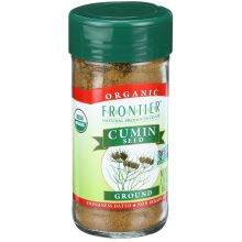 Organic Ground Cumin Seed