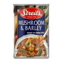 Mushrm and Barley Parve Soup 15 Oz