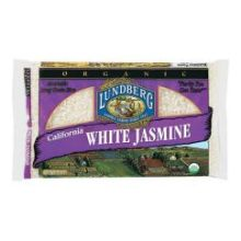 Lundberg Farms Organic White California Jasmine Rice 2 Pound