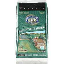 Lundberg Farms Organic Eco Farmed White Arborio Rice 1 Pound