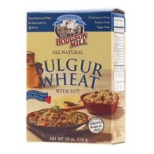 Bulgar Wheat with Soy Grit