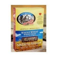 Hodgson Mills Whole Wheat Medium Pasta Shell 12 Ounce