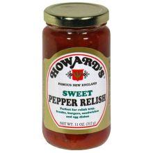 Howards Sweet Pepper Relish