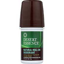 Natural Roll On Deodorant
