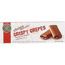 Belgian Crispy Milk Chocolate Crepe