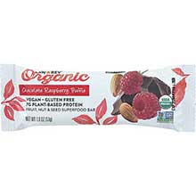 Organic Chocolate Raspberry Food Bar