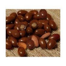 Sunspire Grain Sweetened Carob Almond 1 Pound