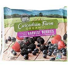 Organic Frozen Fruits