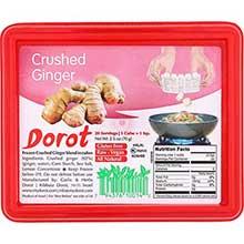 Kosher Crushed Ginger