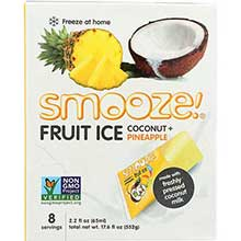 Smooze All Natural Fruit Ice
