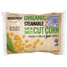 Organic Steamable Cut Corn