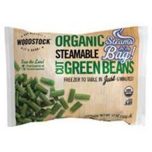 Organic Steamable Green Beans