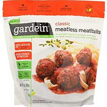 Classic Meatless Meatball