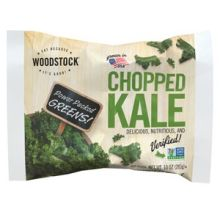 IQF Chopped Kale