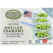 Super Premium Shelled Edamame