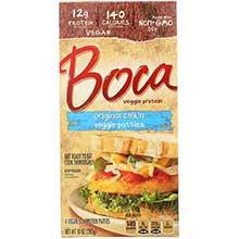 Boca Foods Chicken Patty