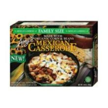 Family Size Organic Mexican Casserole Entree