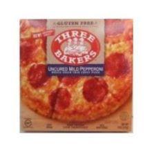 Whole Grain Thin Pepperoni Pizza