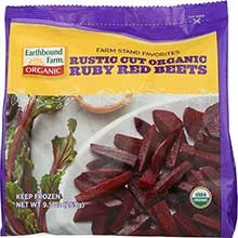 Organic Ruby Red Beets