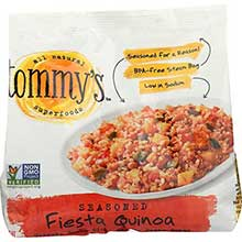 Seasoned Fiesta Quinoa