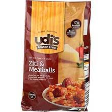 Ziti and Meatballs Skillet Entree