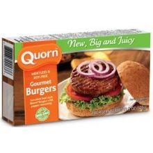 Meat Free Gourmet Burger