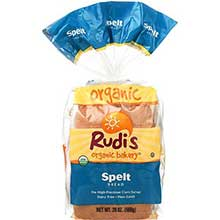 Rudis Organic Spelt Bread 20 Ounce