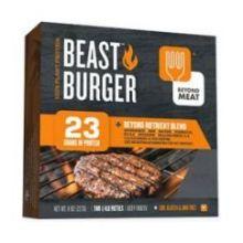 Beef Free Beast Burger