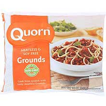 Quorn Foods Meat Free Beef Grounds 12 Ounce