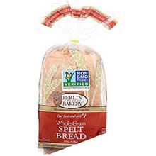 Berlin Natural Bakery Spelt Bread
