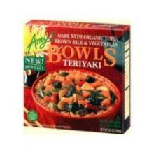 Organic Teriyaki Bowl