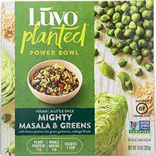Mighty Masala and Greens Planted Power Bowl