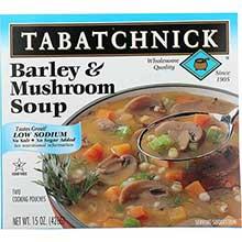 Barley Mush Soup