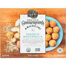 Arancini Gouda Mozzarella Rice Ball Appetizer