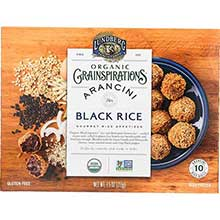 Organic Grainspirations Black Rice Appetizer