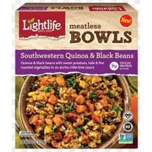 Southwestern Quinoa and Black Beans Bowl