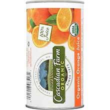 Organic Frozen Fruit Juice Concentrate