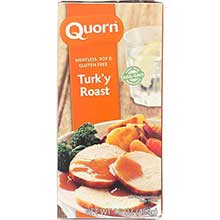 Quorn Foods Meat Free Turkey Roast 16 Ounce