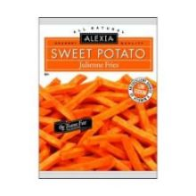 Alexia Foods Sweet Julienne Potato Fry 15 Ounce