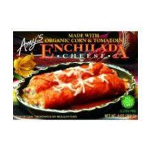 Organic Cheese Enchilada Entree
