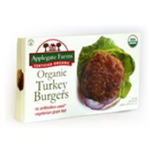 Applegate Farms Organic Turkey Burger 16 Ounce
