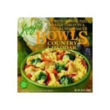 Amys Organic Country Cheddar Bowl 9.5 Ounce