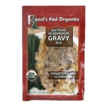 Roads End Organics Shiitake Mushroom Gravy Mix 1 Ounce