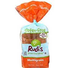 Gluten Free Multigrain Sandwich Bread