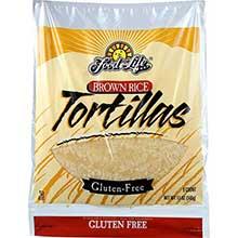 Organic Yeast Free Tortillas