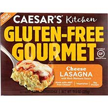 Caesar Organic Pasta - Cheese Lasagna 11 Ounce