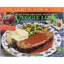 Organic Veggie Loaf Whole Meal