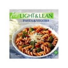 Light and Lean Pasta Veggie Bowl